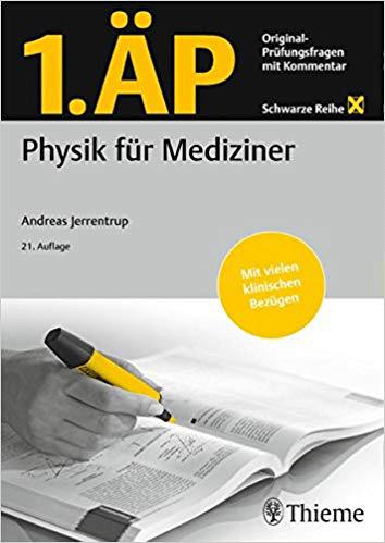 Fachband Physik der schwarzen Reihe (Foto: Amazon).